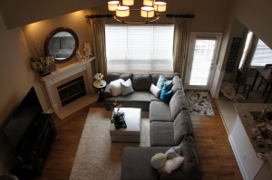 Lofty Family Room